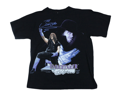WWF THE UNDERTAKER 1993 T-SHIRT XL