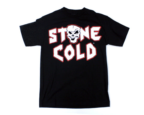 WWE STONE COLD BULLET PROOF T-SHIRT MED