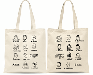 G1 CLIMAX CANVAS TOTE BAG