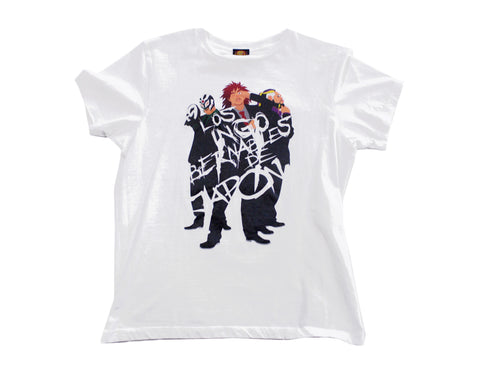 NJPW LIJ CARTOON T-SHIRT MED