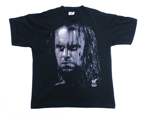 WWF UNDERTAKER PURPLE VINTAGE T-SHIRT SMALL