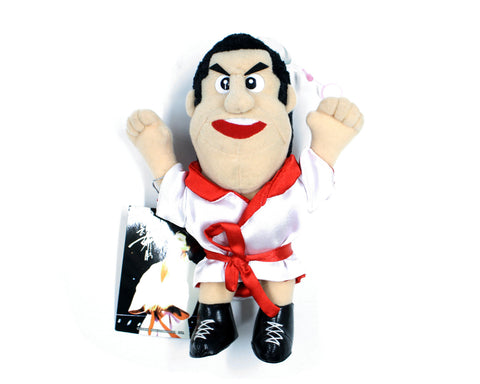 ANTONIO INOKI PLUSH DOLL