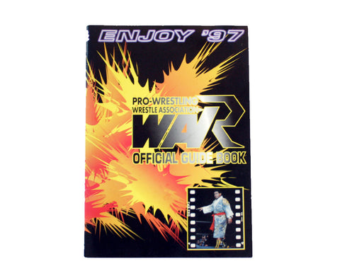 WAR SPARK & ENJOY '97 PROGRAM