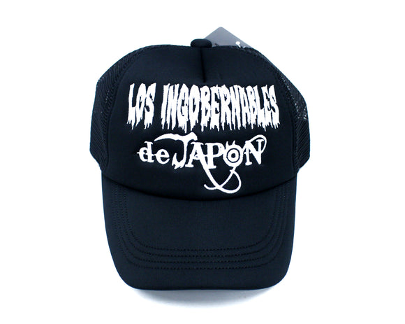 NJPW LOS INGOBERNABLES BLACK/WHITE HAT