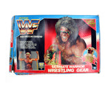 WWF ULTIMATE WARRIOR KIDS WRESTLING GEAR
