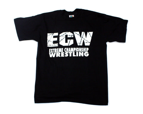 ECW POLITICALLY INCORRECT T-SHIRT XL