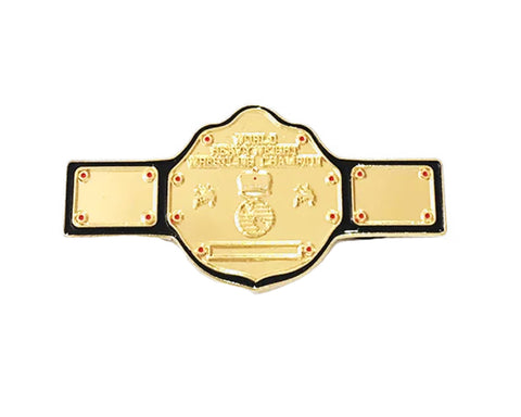 BIG GOLD BELT PIN [BY SUPER]