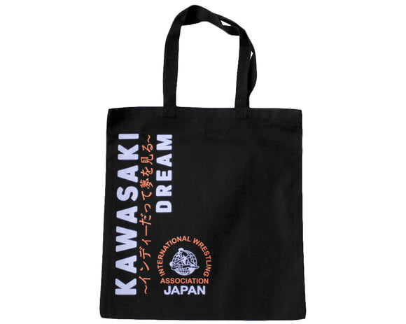 KAWASAKI DREAM CANVAS TOTE BAG
