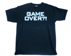 TRIPLE H GAME OVER VINTAGE T-SHIRT XL