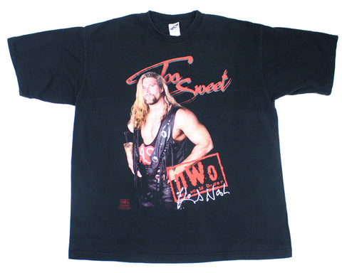 Vintage Kevin Nash Too Sweet T-Shirt from Stashpages