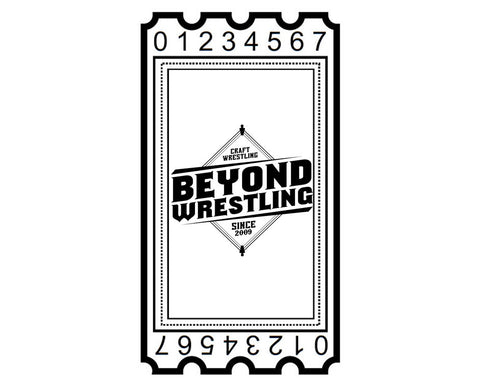 Beyond Wrestling Tickets - 8/13
