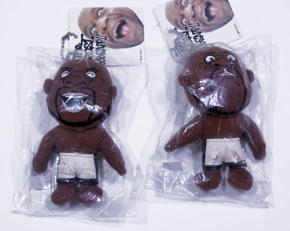 K-1 BOB SAPP PLUSH 2-DOLL SET