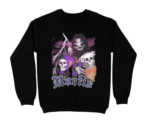 MORTIS CREWNECK [PURPLE] 💀