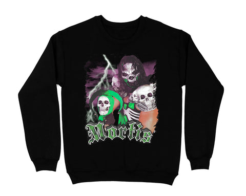 MORTIS CREWNECK [GREEN] 💀