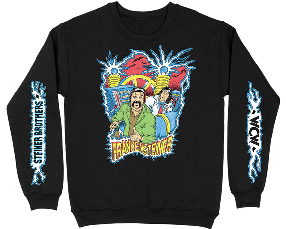FRANKENSTEINER CREWNECK SWEATER