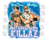 NATURAL BORN KILLAZ - LONGSLEEVE