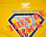 ECW TRIPLE THREAT T-SHIRT XL