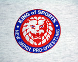 NJPW STAFF T-SHIRT XL