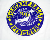 AJPW 3RD STAMP RALLY 96 T-SHIRT LG