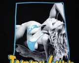 ECW TAMMY LYNN BLUE T-SHIRT XL