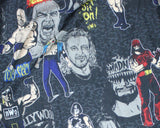 WCW NWO FITTED BED SHEET