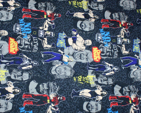 WCW NWO LARGE BED SHEET