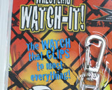 "WCW STING ""WATCHIT"" KEYCHAIN"