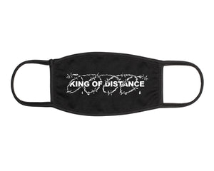 KING OF DISTANCE FACE MASK
