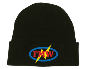 FMW EMBROIDERED BEANIE