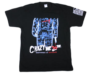 JUN KASAI CRAZY THE 20TH T-SHIRT LG