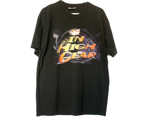 WWF IN HIGH GEAR TOUR T-SHIRT XL