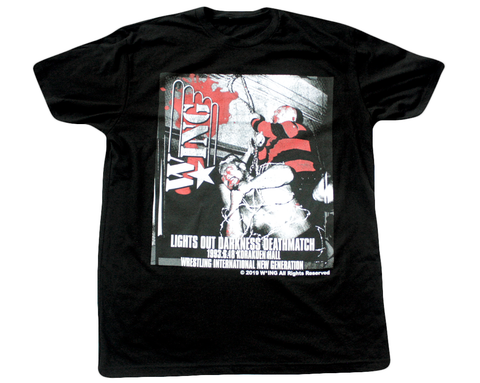 FREDDY VS. MR. DANGER W*ING T-SHIRT