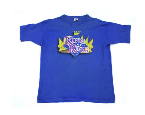 WWF KING OF THE RING 95 T-SHIRT XL