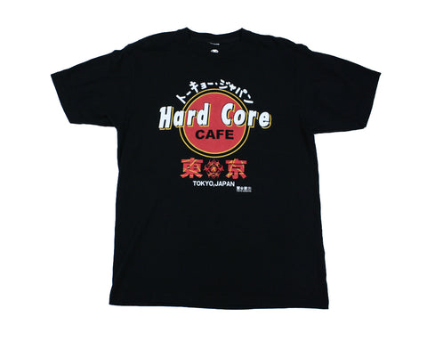 HARDCORE CAFE T-SHIRT XL