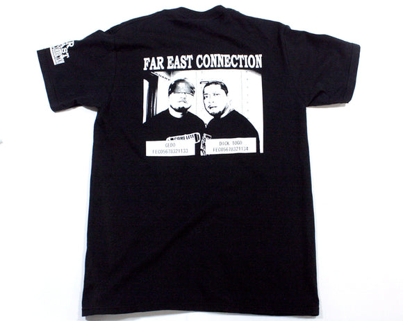 GEDO & DICK TOGO FAR EAST CONNECTION T-SHIRT MEDIUM