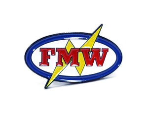 FMW LIGHTNING LOGO PIN