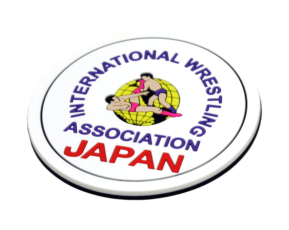 IWA JAPAN LOGO COASTER
