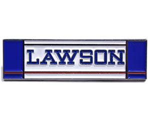 LAWSON ENAMEL PIN