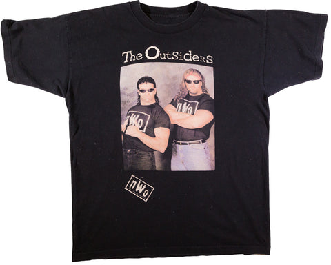 THE OUTSIDERS NWO VINTAGE T-SHIRT