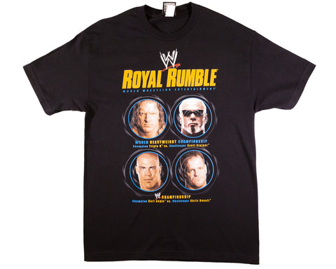 WWE ROYAL RUMBLE 2003 VINTAGE-SHIRT L