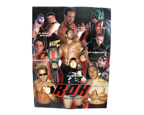 ROH 2007 FOLD-OUT POSTER