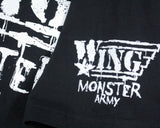 W*ING MONSTER ARMY T-SHIRT XL