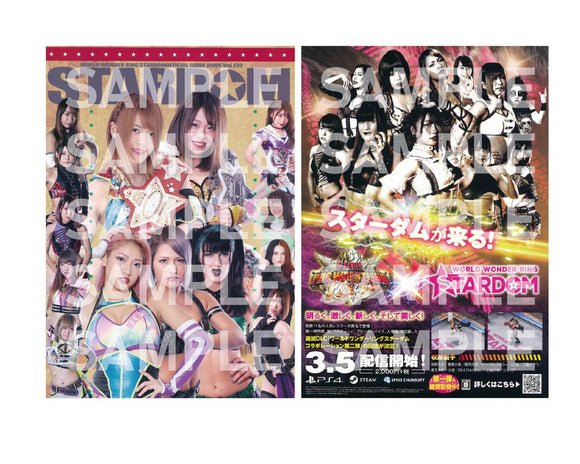 STARDOM GUIDEBOOK #130