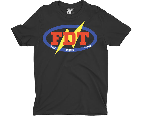 FDT LIGHTNING T-SHIRT