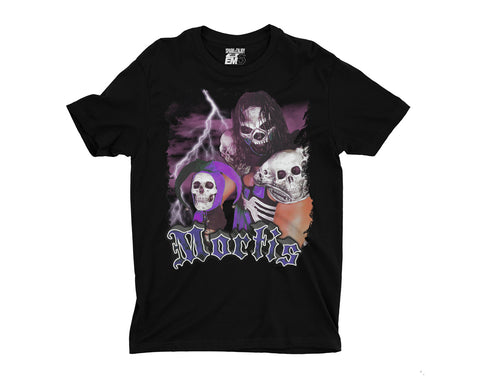 MORTIS T-SHIRT [PURPLE] 💀