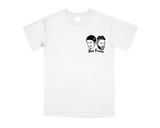 REAL FRIENDS 001 T-SHIRT - WHITE