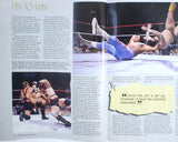 WWF MAGAZINE - JANUARY 1988