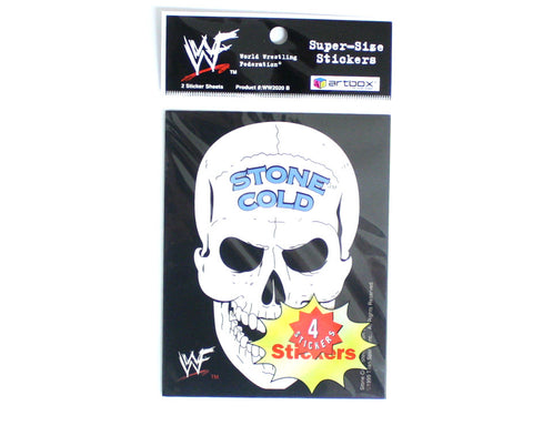 WWF Supersize Stickers 4-Pack from Stashpages