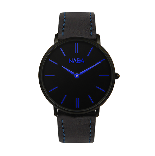 Prestige Blue Black Matte | 40MM