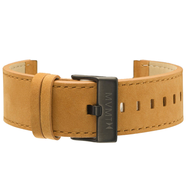Classic - 24mm Tan Leather